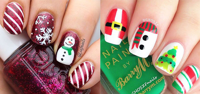15 easy snowman nail art designs ideas trends stickers 2015 15 easy snowman nail art designs ideas trends stickers 2015 fabulous nail art designs prinsesfo Images