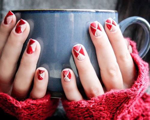15-Easy-Winter-Nail-Art-Designs-Ideas-Trends-Stickers-2014-2015-15