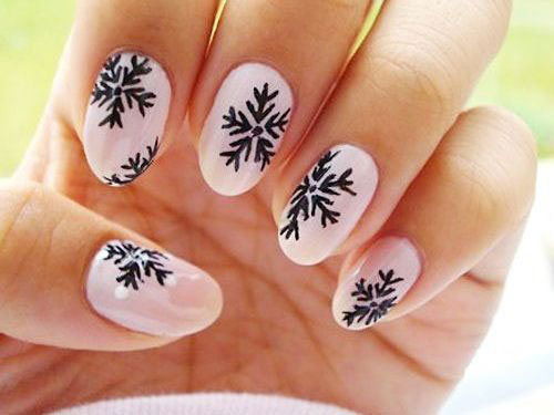 15-Easy-Winter-Nail-Art-Designs-Ideas-Trends-Stickers-2014-2015-3