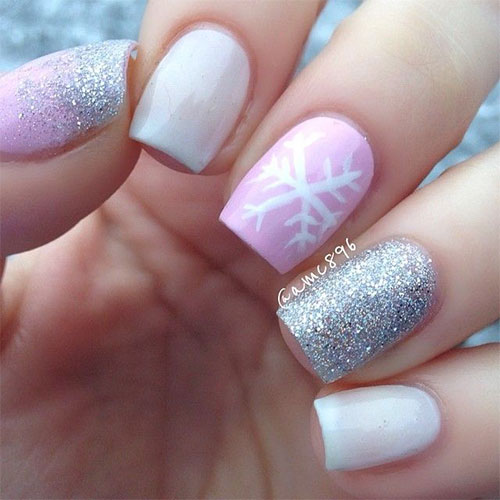 15-Easy-Winter-Nail-Art-Designs-Ideas-Trends-Stickers-2014-2015-9