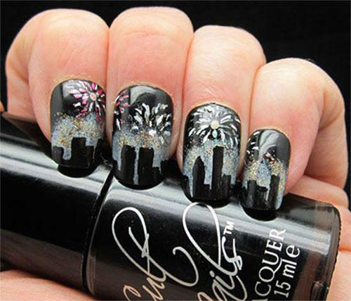 15-Happy-New-Year-Eve-Nail-Art-Designs-Ideas-Trends-Stickers-2014-2015-14