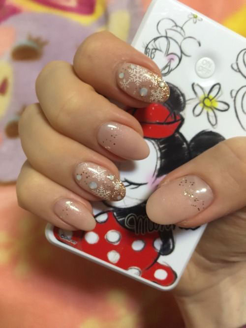 15 winter gel nail art designs ideas trends stickers 2014 15 winter gel nail art designs ideas trends prinsesfo Choice Image