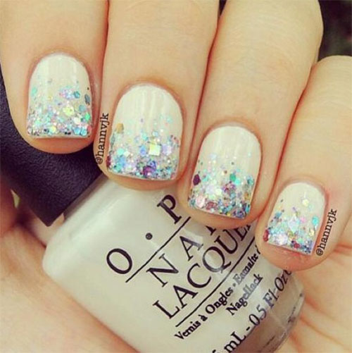 15 Winter Gel Nail Art Designs, Ideas, Trends & Stickers 2014/ 2015 ...