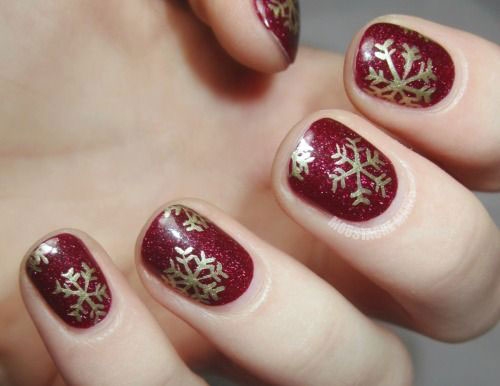 20-Best-Winter-Snowflake-Nail-Art-Designs-Ideas-Trends-Stickers-2014-15