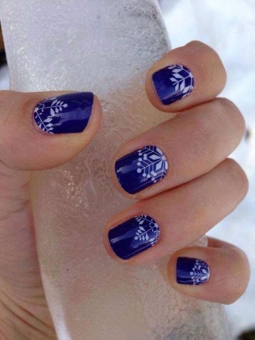 20-Best-Winter-Snowflake-Nail-Art-Designs-Ideas-Trends-Stickers-2014-16