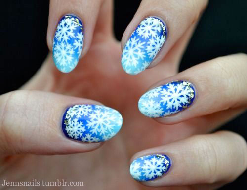 20-Best-Winter-Snowflake-Nail-Art-Designs-Ideas-Trends-Stickers-2014-5