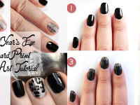 15 happy new year eve nail art designs ideas trends