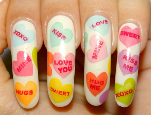 12-Valentines-Candy-Heart-Nail-Art-Designs-Ideas-Trends-Stickers-2015-8