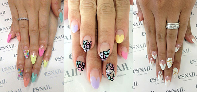 12-Valentines-Day-Little-Heart-Nail-Art-Designs-Ideas-Trends-Stickers-2015-Pointy-Nails