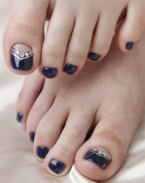 12 valentine 39 s day toe nail art designs ideas trends