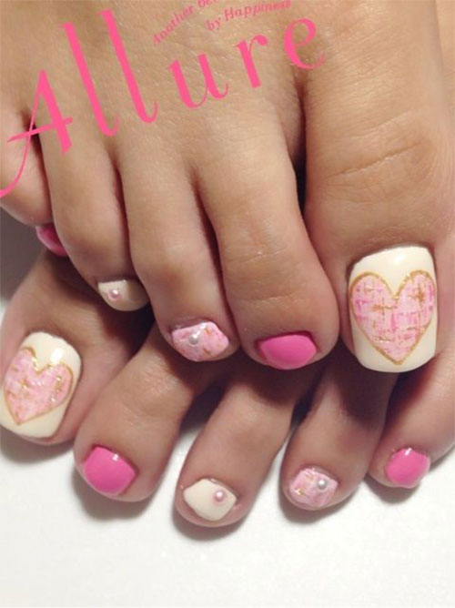 12-Valentines-Day-Toe-Nail-Art-Designs-Ideas-Trends-Stickers-2015-8