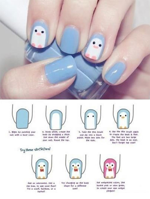 15-Best-Step-By-Step-Winter-Nail-Art-Tutorials-For-Beginners-Learners-2015-14