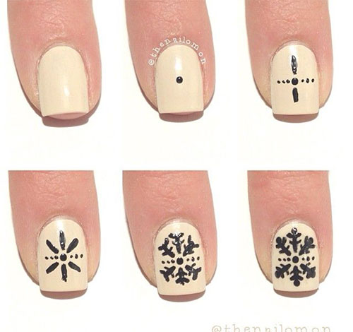 15-Best-Step-By-Step-Winter-Nail-Art-Tutorials-For-Beginners-Learners-2015-15