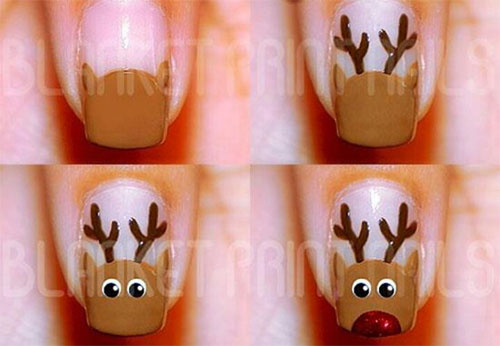 15-Best-Step-By-Step-Winter-Nail-Art-Tutorials-For-Beginners-Learners-2015-7