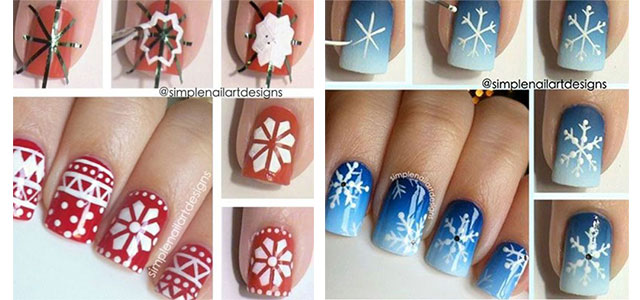 15-Best-Step-By-Step-Winter-Nail-Art-Tutorials-For-Beginners-Learners-2015