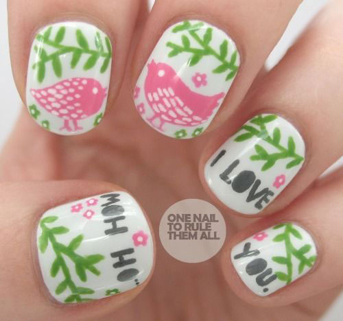15-Cute-Valentines-Day-I-Love-You-Nail-Art-Designs-Ideas-Trends-Stickers-2015-Love-Nails-4