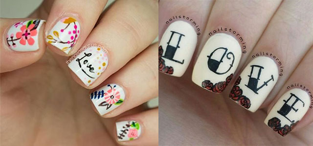 15-Cute-Valentines-Day-I-Love-You-Nail-Art-Designs-Ideas-Trends-Stickers-2015-Love-Nails