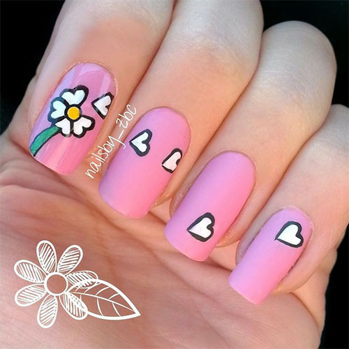 15-Easy-Cute-Valentines-Day-Nail-Art-Designs-Ideas-Trends-Stickers-2015-12