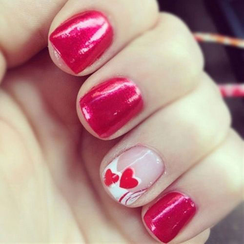 15-Easy-Cute-Valentines-Day-Nail-Art-Designs-Ideas-Trends-Stickers-2015-4