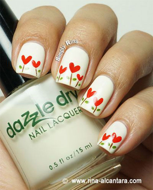 15-Easy-Cute-Valentines-Day-Nail-Art-Designs-Ideas-Trends-Stickers-2015-9