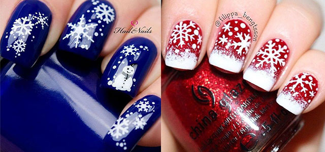 15 snow nail art designs ideas trends amp stickers 2015