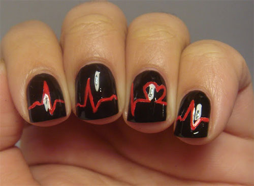 15-Valentines-Day-Love-Heart-Beat-Nail-Art-Designs-Ideas-Trends-Stickers-2015-12