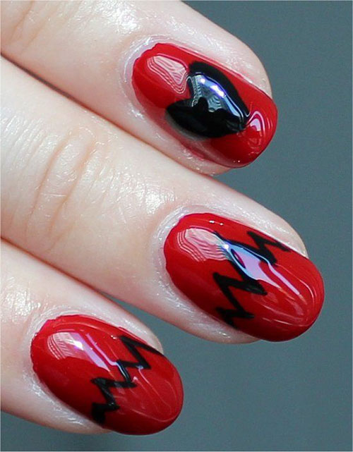 15-Valentines-Day-Love-Heart-Beat-Nail-Art-Designs-Ideas-Trends-Stickers-2015-15