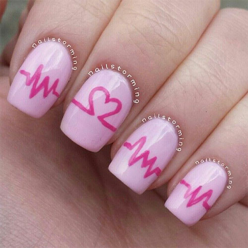 15-Valentines-Day-Love-Heart-Beat-Nail-Art-Designs-Ideas-Trends-Stickers-2015-2