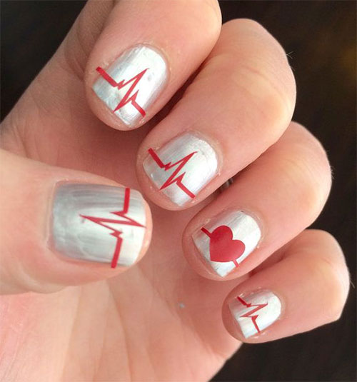 15-Valentines-Day-Love-Heart-Beat-Nail-Art-Designs-Ideas-Trends-Stickers-2015-3