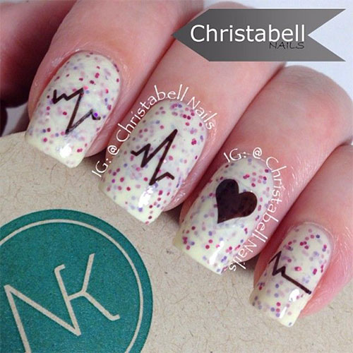 15-Valentines-Day-Love-Heart-Beat-Nail-Art-Designs-Ideas-Trends-Stickers-2015-4