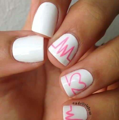 15-Valentines-Day-Love-Heart-Beat-Nail-Art-Designs-Ideas-Trends-Stickers-2015-7