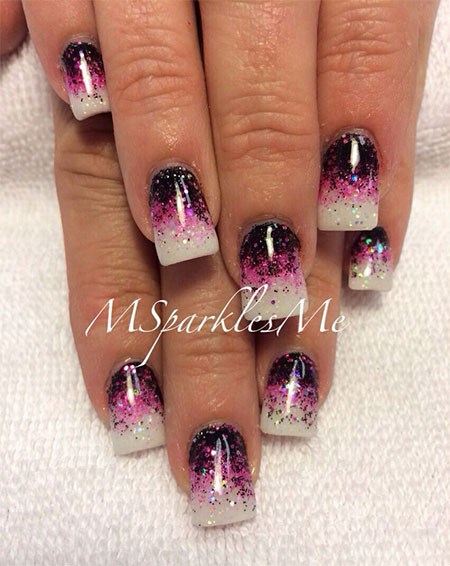 20 Best Valentine 39 S Day Acrylic Nail Art Designs Ideas
