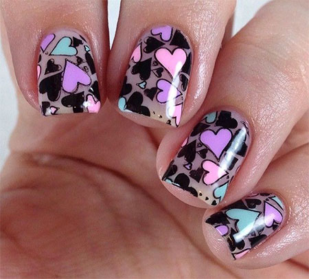20-Best-Valentines-Day-Acrylic-Nail-Art-Designs-Ideas-Trends-Stickers-2015-14