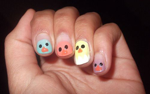 12-Easter-Chick-Nail-Art-Designs-Ideas-Trends-Stickers-2015-11