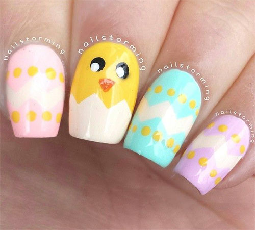 12-Easter-Chick-Nail-Art-Designs-Ideas-Trends-Stickers-2015-12