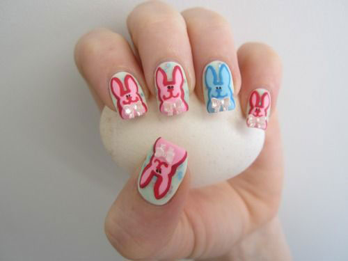 20-Easter-Bunny-Nail-Art-Designs-Ideas-Trends-Stickers-2015-17