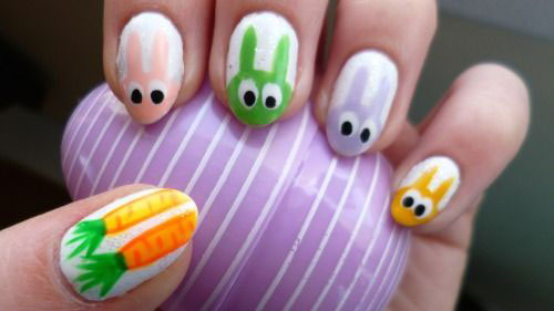 20-Easter-Bunny-Nail-Art-Designs-Ideas-Trends-Stickers-2015-20