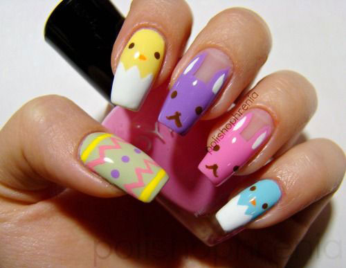 20-Easter-Bunny-Nail-Art-Designs-Ideas-Trends-Stickers-2015-4