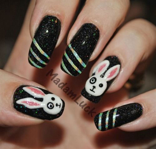 20-Easter-Bunny-Nail-Art-Designs-Ideas-Trends-Stickers-2015-5