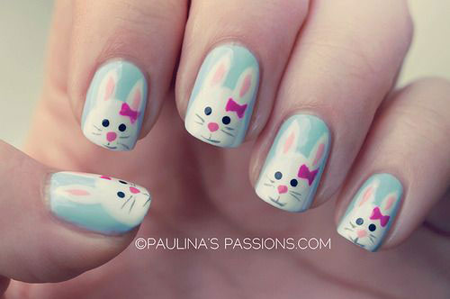 20-Easter-Bunny-Nail-Art-Designs-Ideas-Trends-Stickers-2015-8