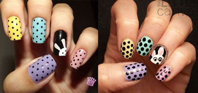 20 simple easy cool easter nail art designs ideas trends stickers 2015 fabulous nail art designs