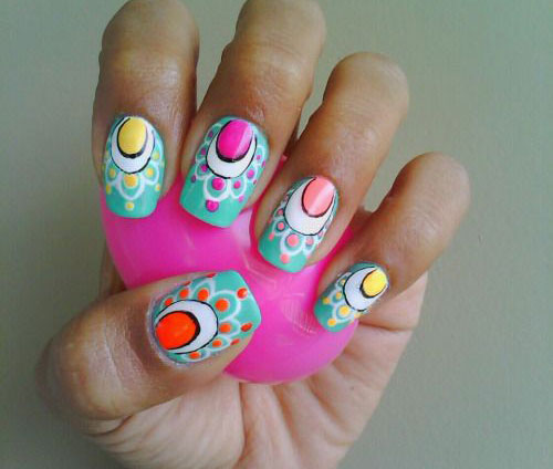 Inspiring-Easter-Acrylic-Nail-Art-Designs-Ideas-Trends-Stickers-2015-4