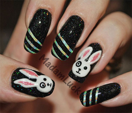 Inspiring-Easter-Acrylic-Nail-Art-Designs-Ideas-Trends-Stickers-2015-5