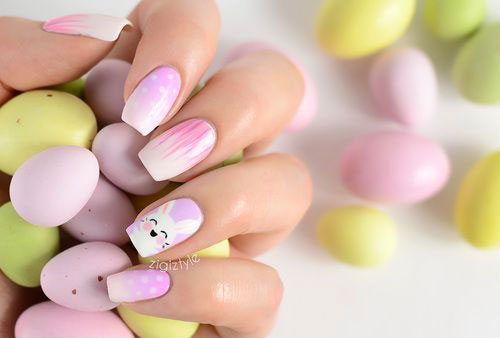 Inspiring-Easter-Acrylic-Nail-Art-Designs-Ideas-Trends-Stickers-2015-6