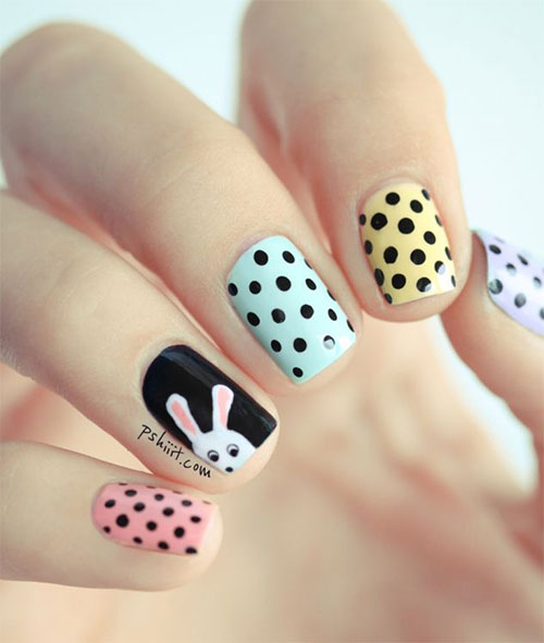 Inspiring-Easter-Acrylic-Nail-Art-Designs-Ideas-Trends-Stickers-2015-7