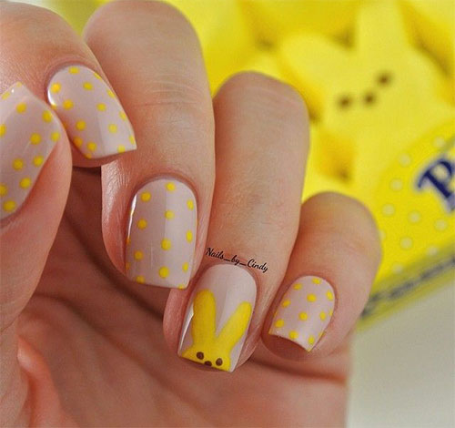 inspiring easter acrylic nail art designs  ideas  trends