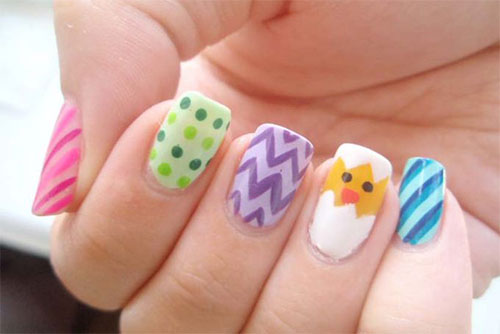 Inspiring-Easter-Acrylic-Nail-Art-Designs-Ideas-Trends-Stickers-2015-9