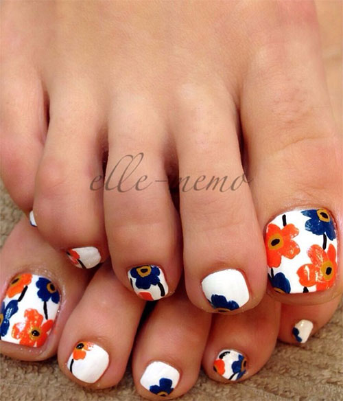 toe nail art designs ideas trends stickers 2015 fabulous nail