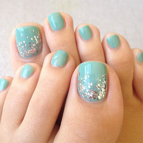 10 Spring Toe Nail Art Designs Ideas Trends Stickers 2015