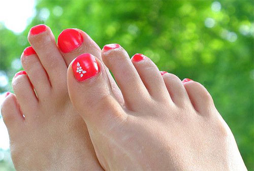 10 Spring Toe Nail Art Designs Ideas Trends